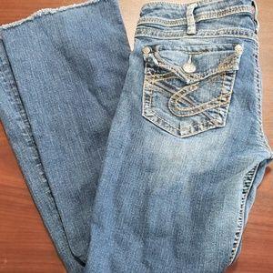"Silver Jeans ""Pioneer"" Bootcut"